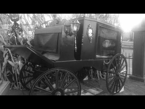 How To Make Horse Drawn Hearse