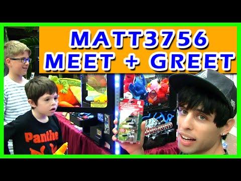 meet and greet matt3756 coin