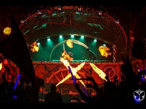 Afrojack Live at TomorrowWorld 2015