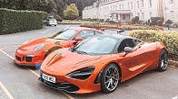 GT3 RS vs McLaren 720s: First drive & SPEC REVEAL!