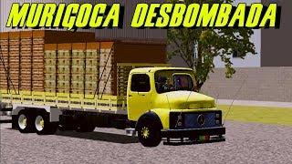 MB 1313 AMARELÃO (POLENTA) NA VERDURA [ WORLD TRUCK DRIVING SIMULATOR