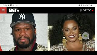 50 Cent Professed His Love For Jill Scott And Things Quickly Got Out Of Hand