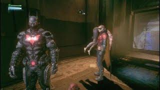 Batman Arkham Knight: Apprehend Christina Bell (Perfect Stealth)