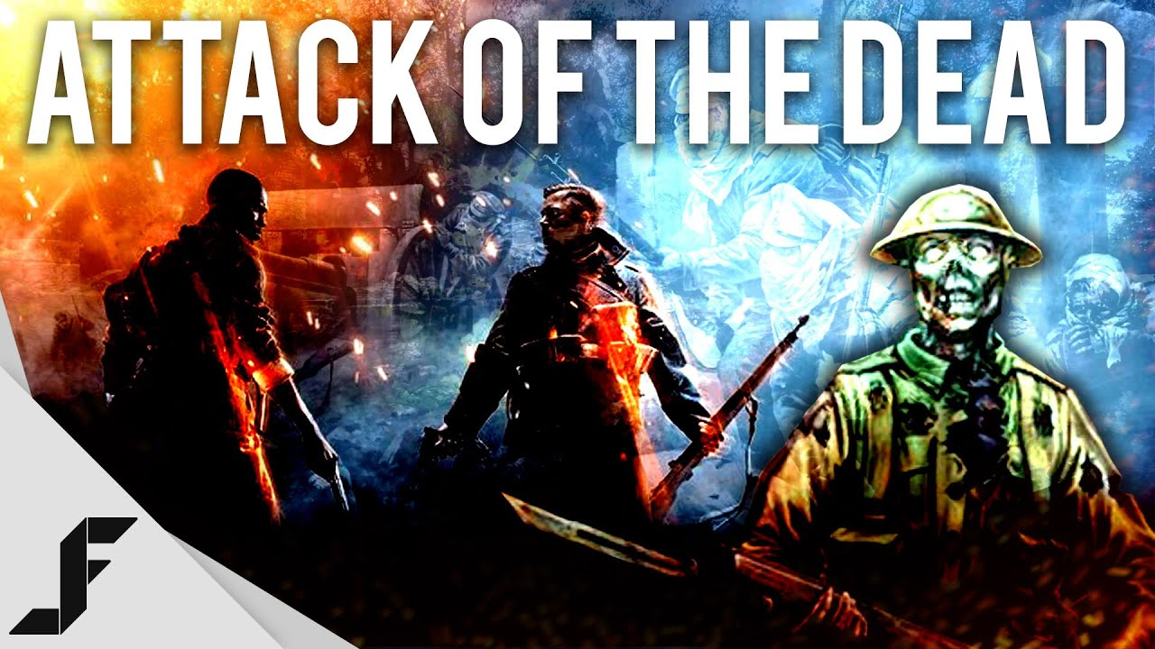 Attack of the dead: how Russian zombies turned the flight of German soldiers 8