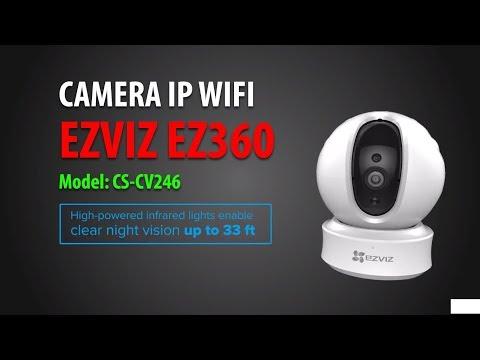 Camera EZVIZ Ez360 1080p (CS-CV246) | Ezviz Việt Nam