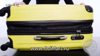 Пластиковый дорожный чемодан(Купить пластиковый чемодан можно в магазине www.OdiMart.ru., 2015-09-07T23:41:39.000Z)