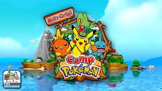 Camp Pokemon - So Much Activities, So Little Time (iOS/iPad Gameplay)
