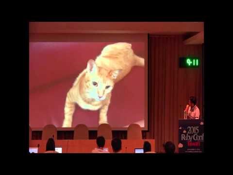 RubyConf Taiwan 2015-Day1 R2 03 許斯凱  Szu Kai Hsu brucehsu:Evolution of Gobies