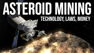 When Will Asteroid Mining Make Trillionaires? (Planetary Resources, SpaceX, Blue Origin, Deep Space)