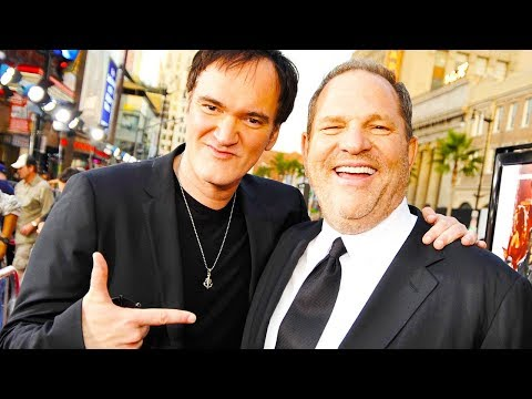 Tarantino Makes Harvey Weinstein Confession