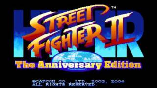 Hyper Street Fighter Ii Arange Theme