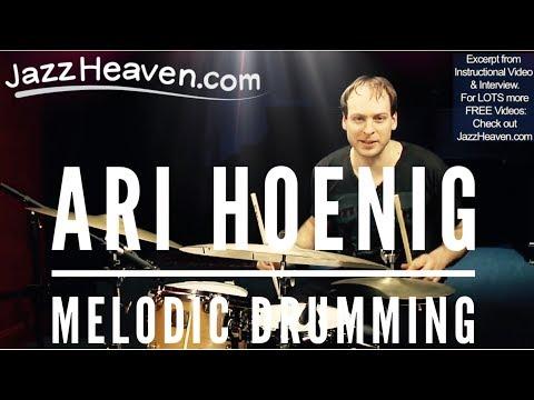 *Jazz Drumming* Delight: Ari Hoenig When The Saints Go Marching In JazzHeaven.com Video Excerpt