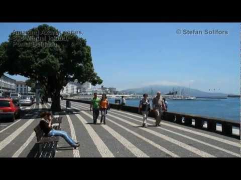 Ponta Delgada - Amazing Azores series, São Miguel island