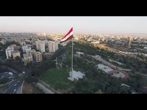 Happy new year 2018 - Syria (promotional video of the Presidency of the Syrian Arab Republic)