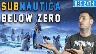 Sips Plays Subnautica: Below Zero (24/12/19)