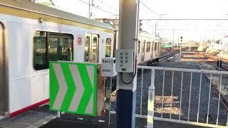 東急5050系4000番代ShibuyaHikarie号Fライナー急行森林公園行き発車@高坂駅