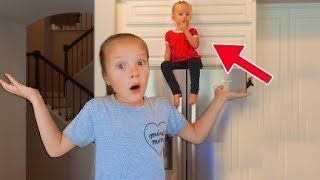 EXTREME HIDE and SEEK in OUR HOUSE!