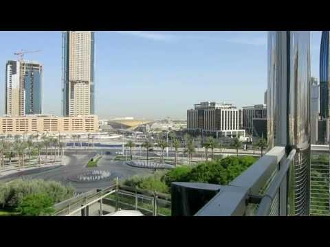 Armani Hotel Dubai Ambassador Suite (#527) Tour, Dubai, 2012-05-05