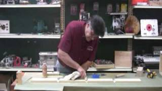 Gluing A Mitered Box
