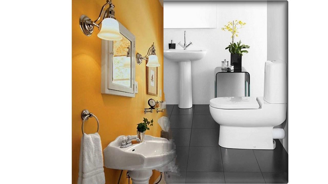 Ideas de diseño de baños para cuartos de baño pequeños