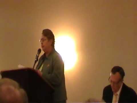 Kansas Democratic Party Chair condems Democratic House Representative Jans Pauls