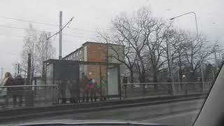 Видео по запросу.Улица Васара. Копли.Таллин.