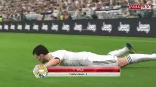 Top 5 Best Free kick In PES 2014 Thumbnail