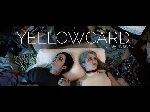 Yellowcard - The Hurt Is Gone (Official Music Video)