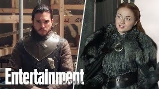 The 'Game Of Thrones' Cast Weighs In On Who Should Rule The Iron Throne   Entertainment Weekly