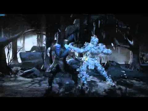 Gameplay de Mortal Kombat 10 en PS4