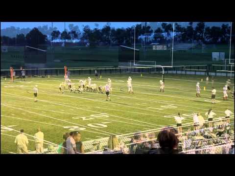 WJMS vs Boyle County Highlight Reel 082713