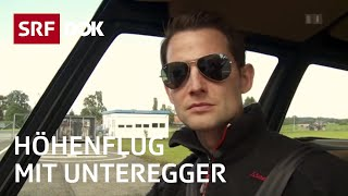 Volles Programm mit Fabian Unteregger   Schweizer Comedy   Reportage   SRF DOK