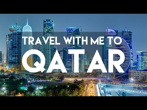 TRAVEL WITH ME TO QATAR // MY TRAVEL TOUR GUIDE