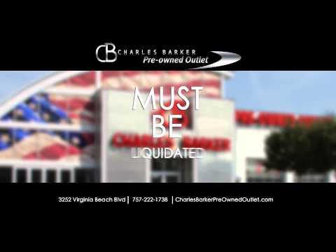 Charles Barker Pre-owned Oulet Liquidation Sale | Virginia Beach, VA