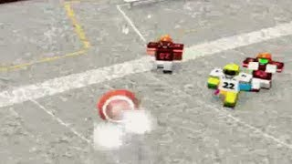 Guess Who Caught It?   Legendary Football Roblox   7/11/2017