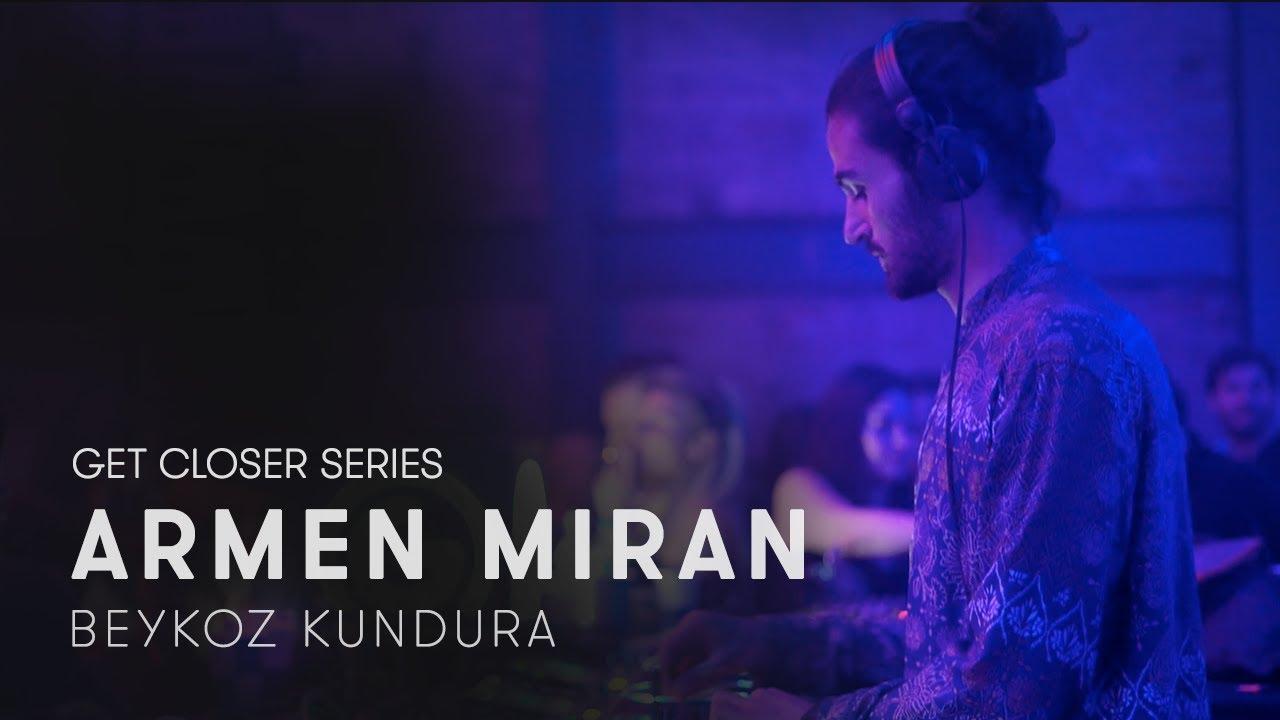 Armen Miran at Beykoz Kundura for Get Closer