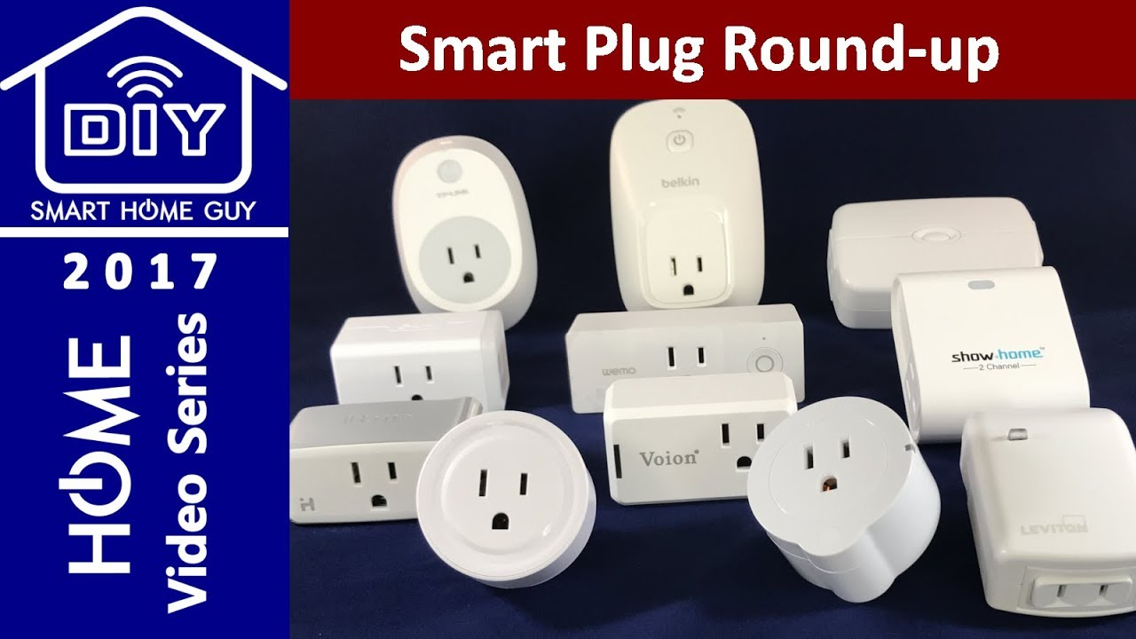 Compare 12 Smart Plugs that Work With Alexa + WiFi vs  Z-wave Review