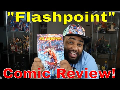 """""""Flashpoint"""" Comic Review!"""