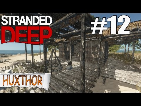 Stranded Deep - SEASIDE MANSION
