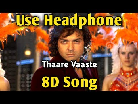 thaare-vaaste-|-8d-song-|-music-live-india