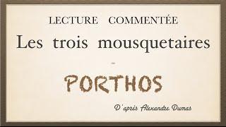 Урок французского языка. Porthos. Trois Mousquetaires.