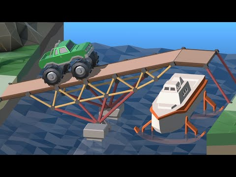 Poly Bridge 2 Is Out - A New Era Of Bridge Game Begins!