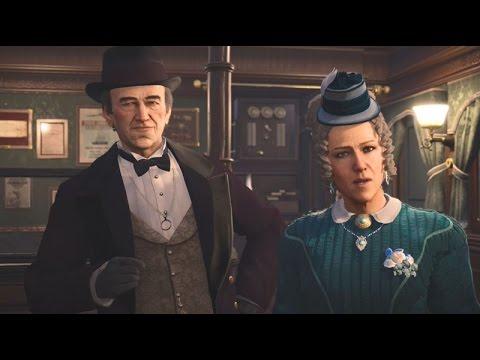 Assassin's Creed: Syndicate - Benjamin and Mary Disraeli