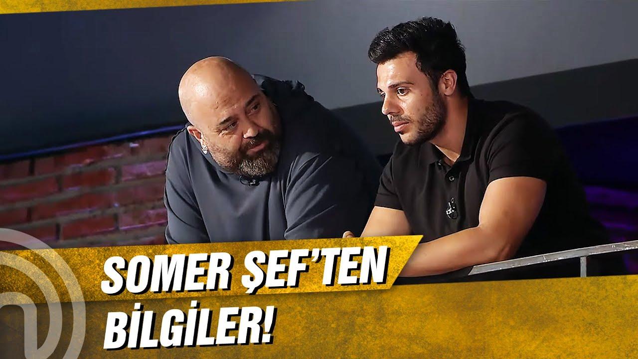 Somer Şef Balkonda Yarışmacılarla Konuştu | MasterChef Türkiye 27. Bölüm