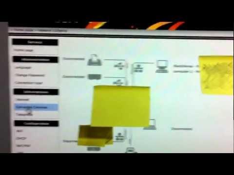 Sagemcom FAST2764 - Sagem Firmware - YouTube