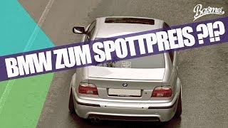 BMW zum SPOTTPREIS? | BMW E39 Gebrauchtwagen-Tipp