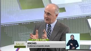 Raúl Carlini: La hipertensión arterial causa problemas en los riñones (1/3)
