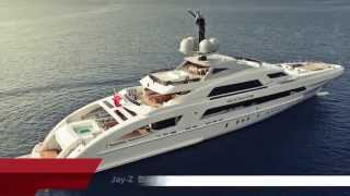 Jay Z Buy Beyoncé  $70 Million Superyacht 2015