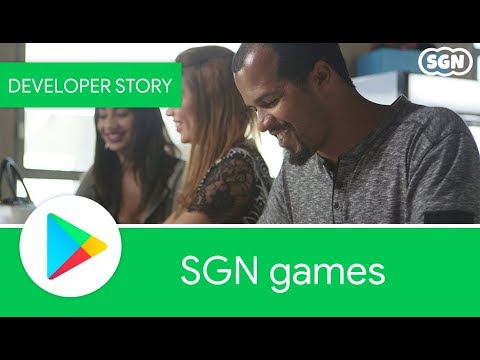 Android Developer Story: SGN games increase conversions with Store Listing Experiments