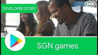 Android Developer Story: SGN games increase conversions with Store Listing Experiments thumbnail